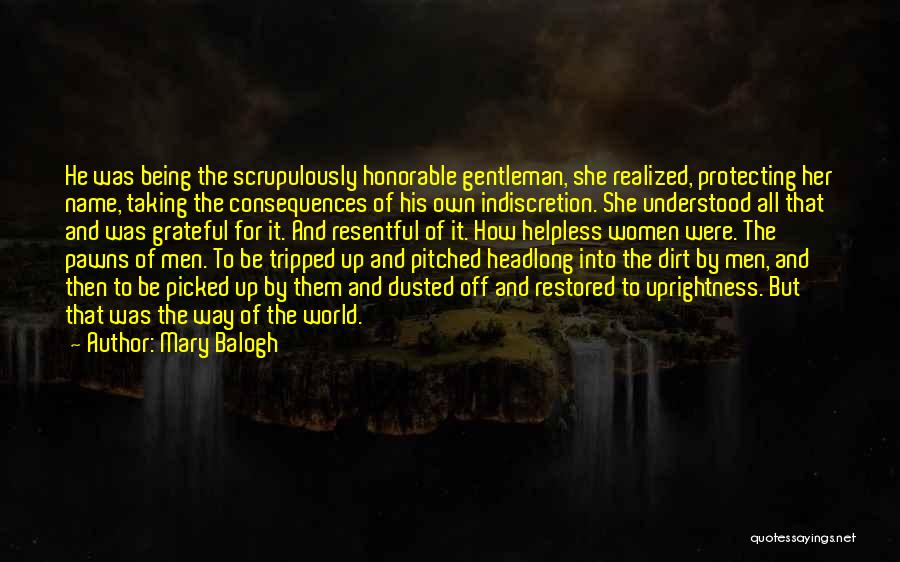 Mary Balogh Quotes 1132718