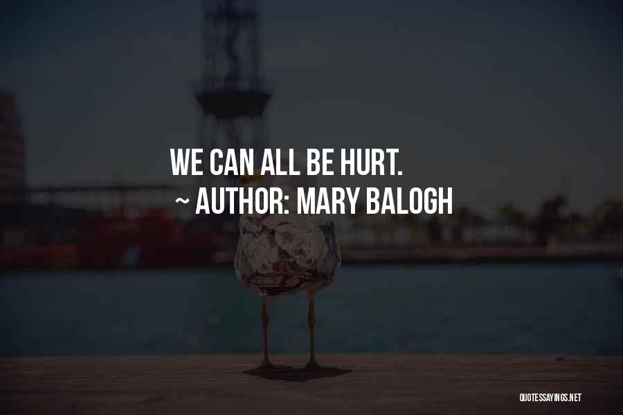 Mary Balogh Quotes 1369221