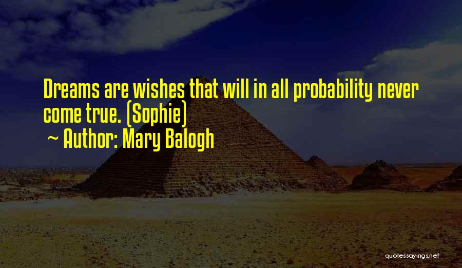 Mary Balogh Quotes 1377270