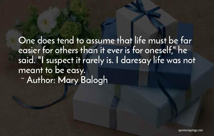 Mary Balogh Quotes 1384551