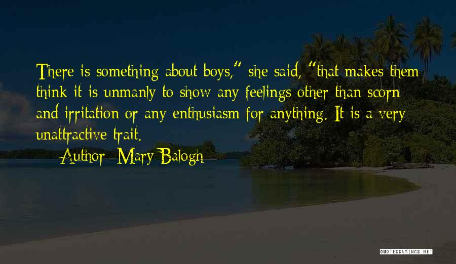 Mary Balogh Quotes 1483048