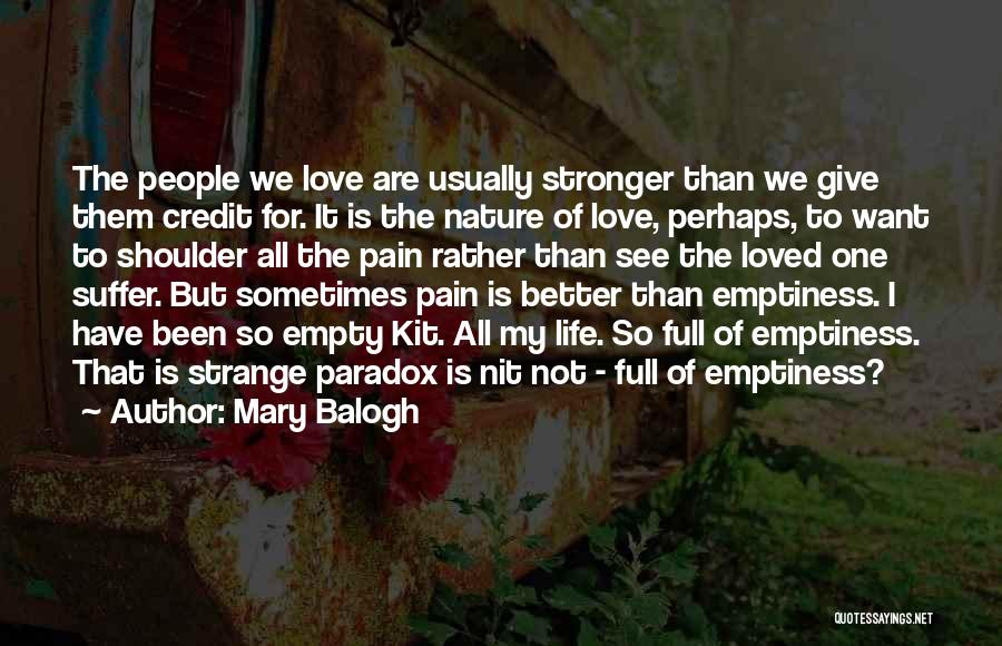 Mary Balogh Quotes 1651641