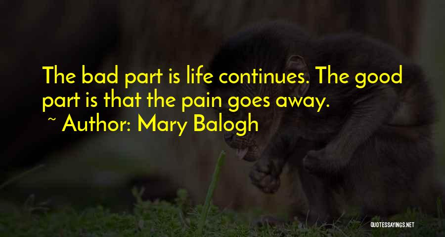 Mary Balogh Quotes 167114