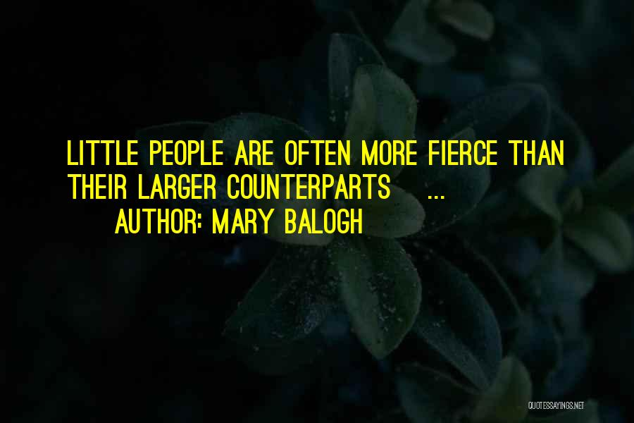 Mary Balogh Quotes 169078