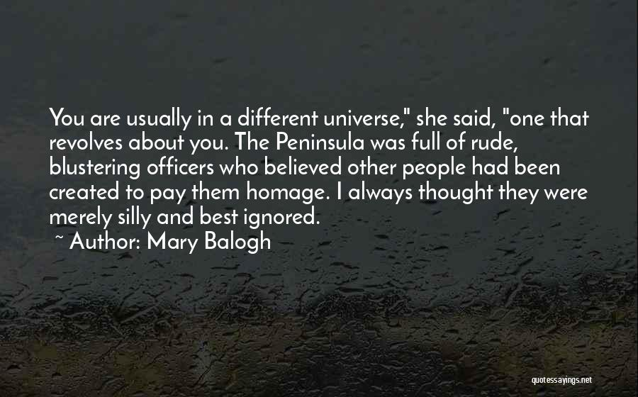 Mary Balogh Quotes 1786555