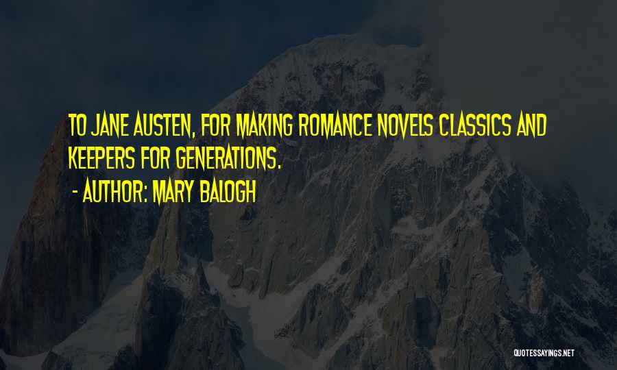 Mary Balogh Quotes 1790328