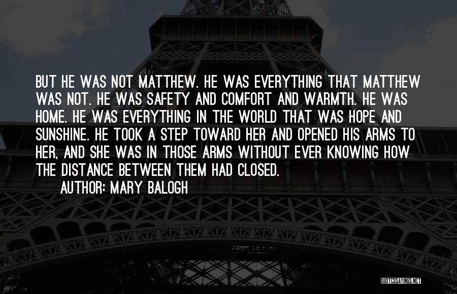 Mary Balogh Quotes 184063