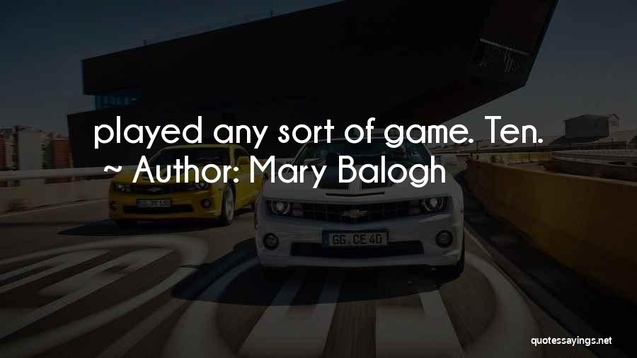 Mary Balogh Quotes 1899879