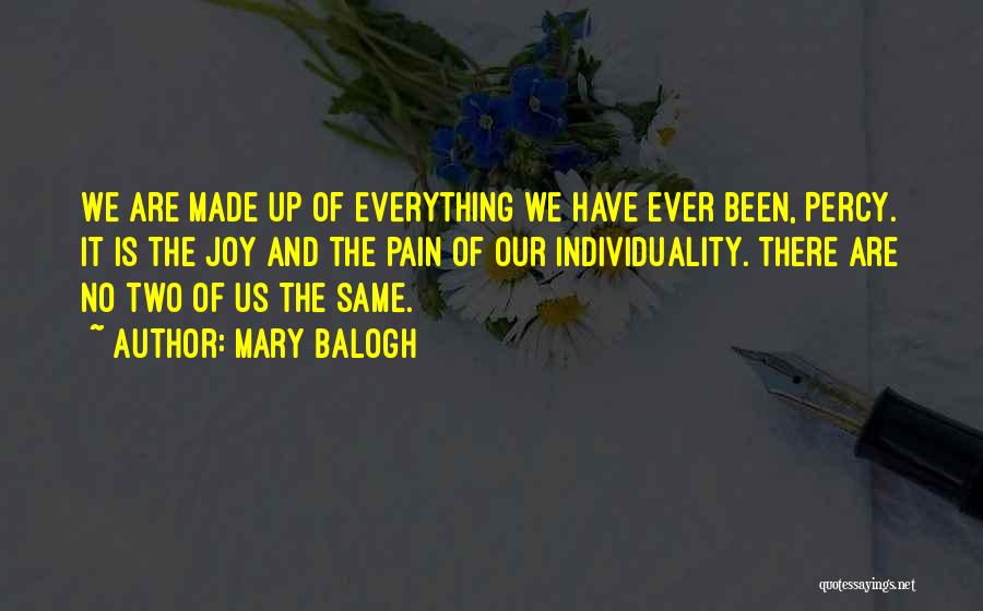 Mary Balogh Quotes 199060