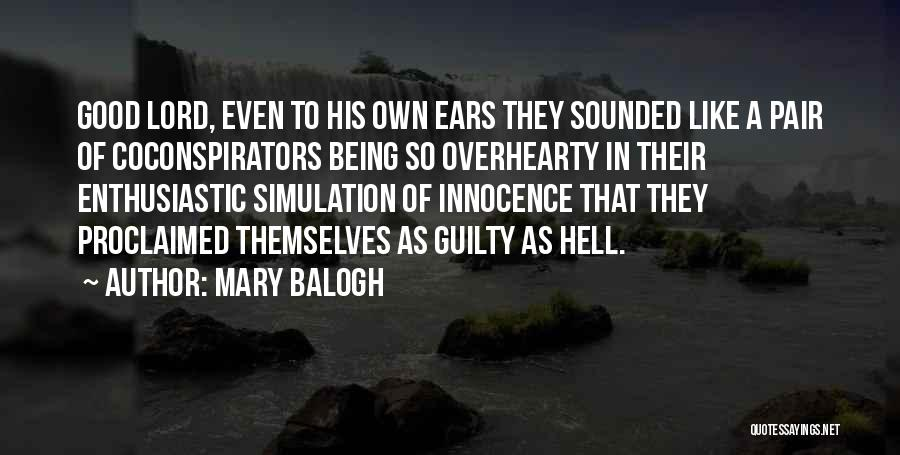 Mary Balogh Quotes 201109