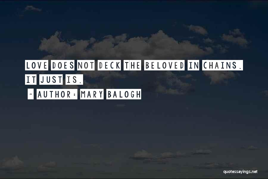 Mary Balogh Quotes 2236571