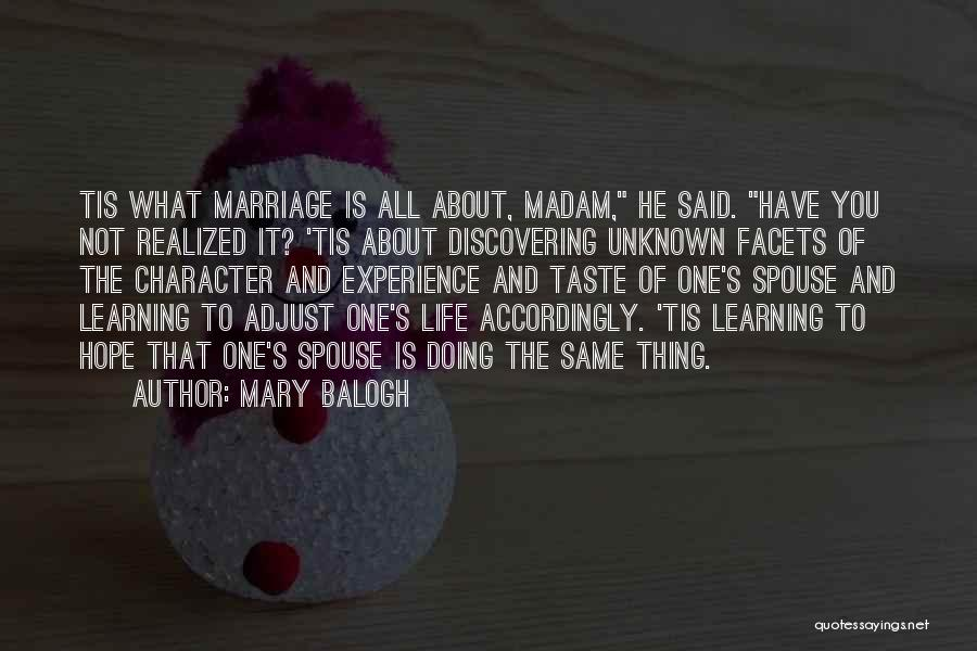 Mary Balogh Quotes 236111