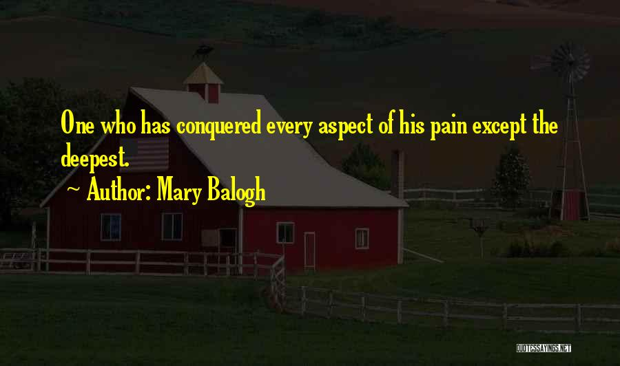 Mary Balogh Quotes 315568