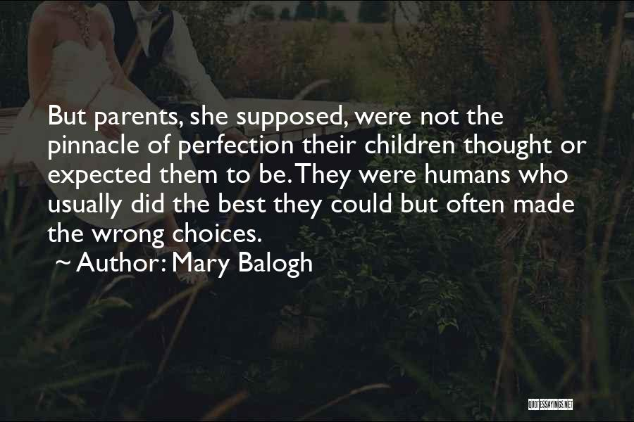 Mary Balogh Quotes 345535