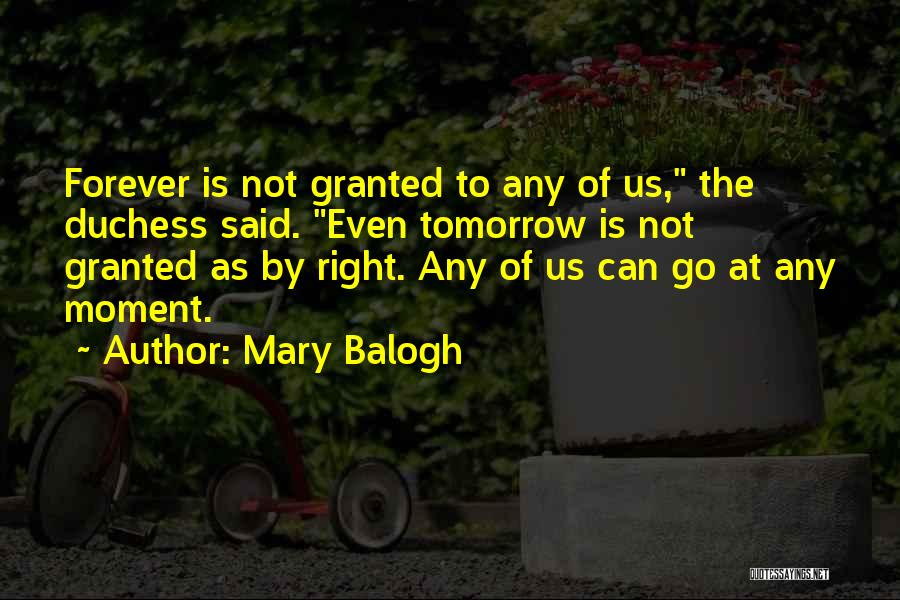 Mary Balogh Quotes 351264