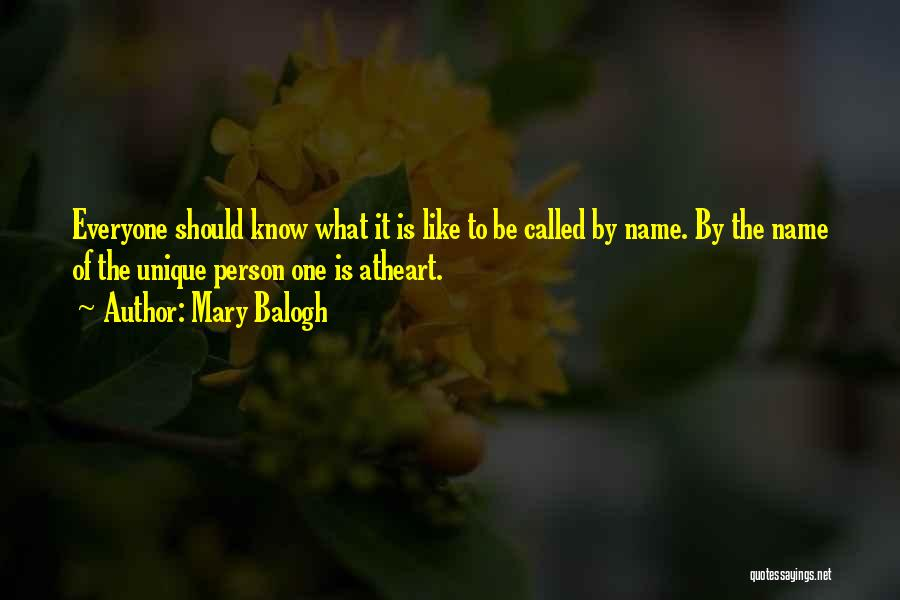 Mary Balogh Quotes 539386