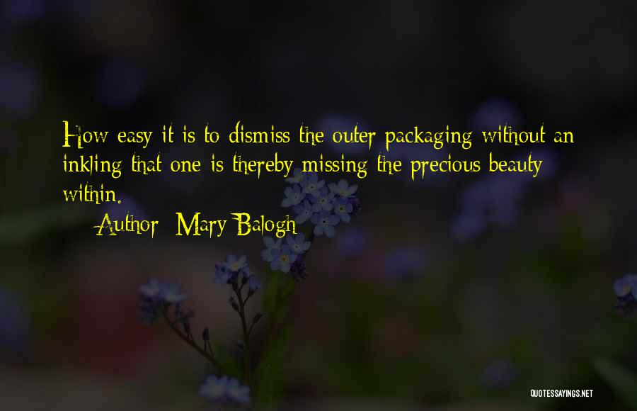 Mary Balogh Quotes 545742