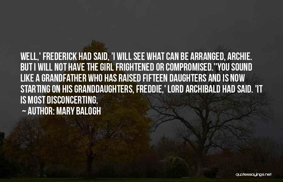 Mary Balogh Quotes 557307