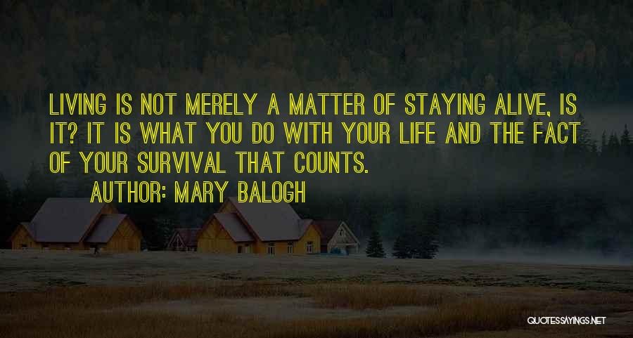 Mary Balogh Quotes 714928