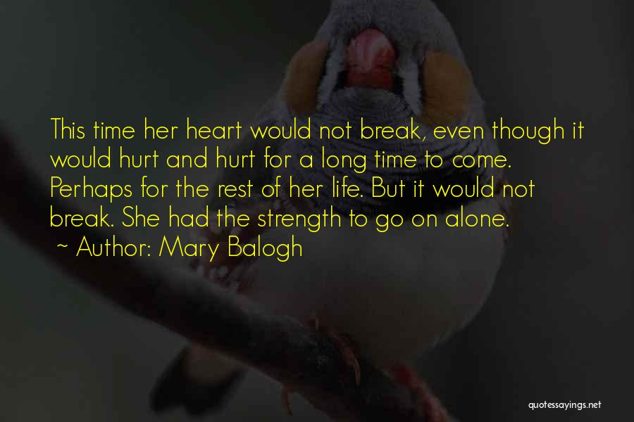 Mary Balogh Quotes 742486