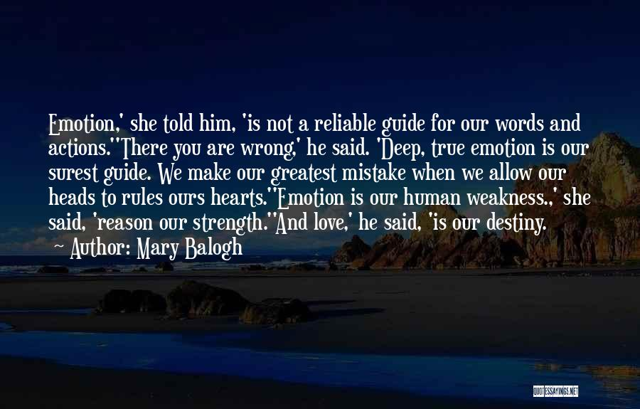 Mary Balogh Quotes 808871