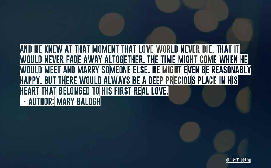 Mary Balogh Quotes 820957