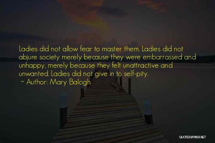 Mary Balogh Quotes 858358