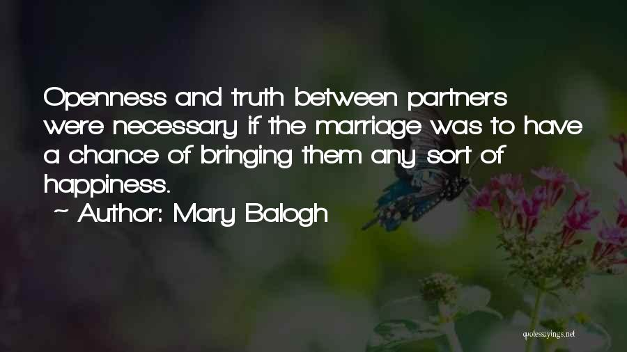 Mary Balogh Quotes 875565