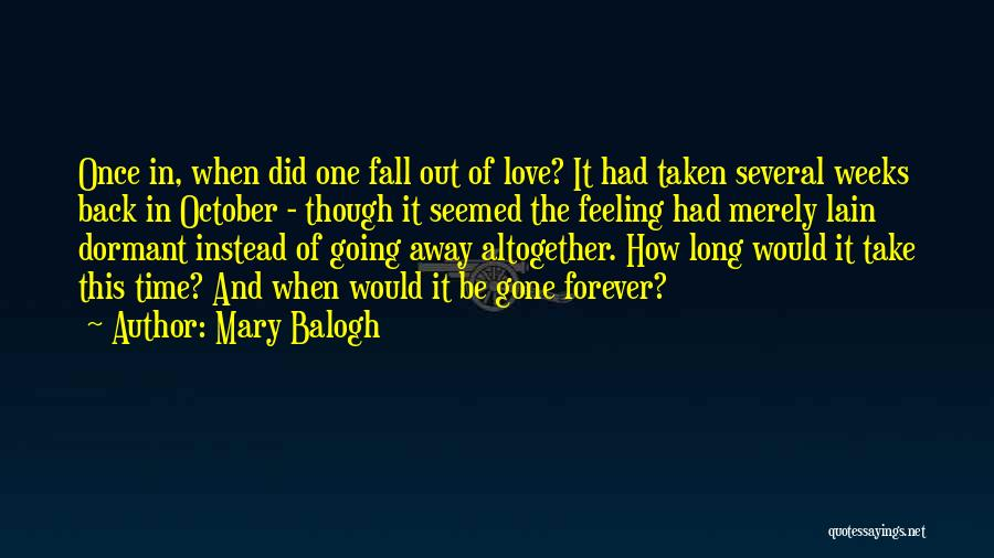 Mary Balogh Quotes 887532