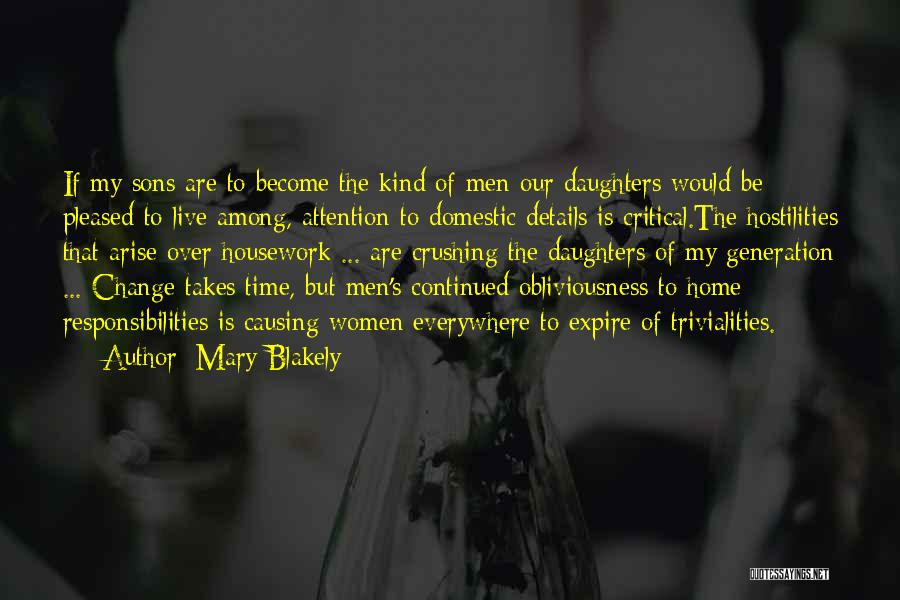 Mary Blakely Quotes 1330881