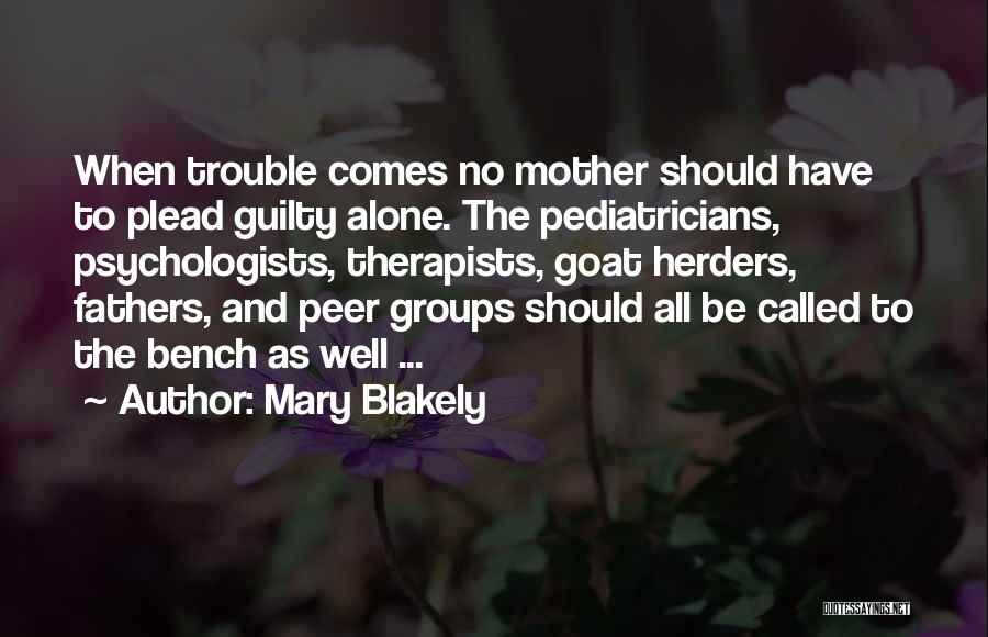 Mary Blakely Quotes 1837988
