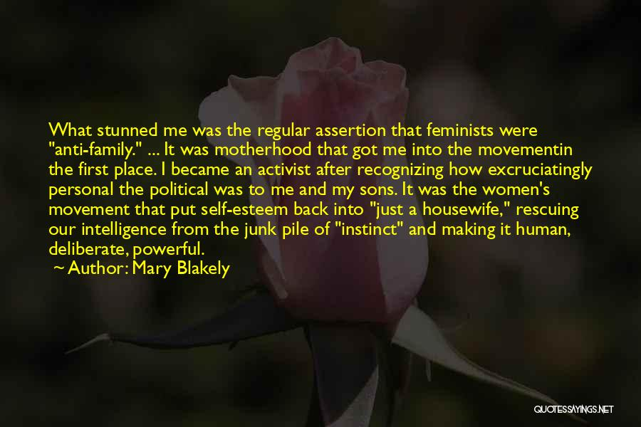 Mary Blakely Quotes 516059