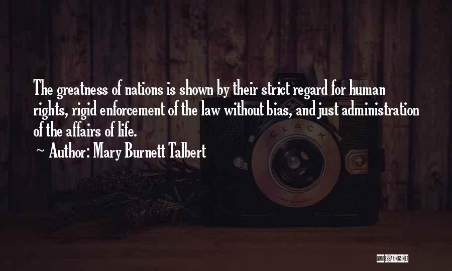 Mary Burnett Talbert Quotes 1318879