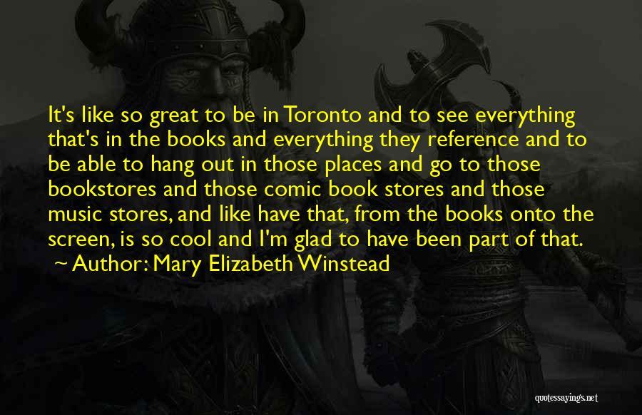 Mary Elizabeth Winstead Quotes 1068130