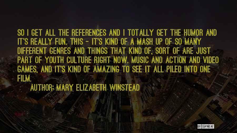 Mary Elizabeth Winstead Quotes 1097318