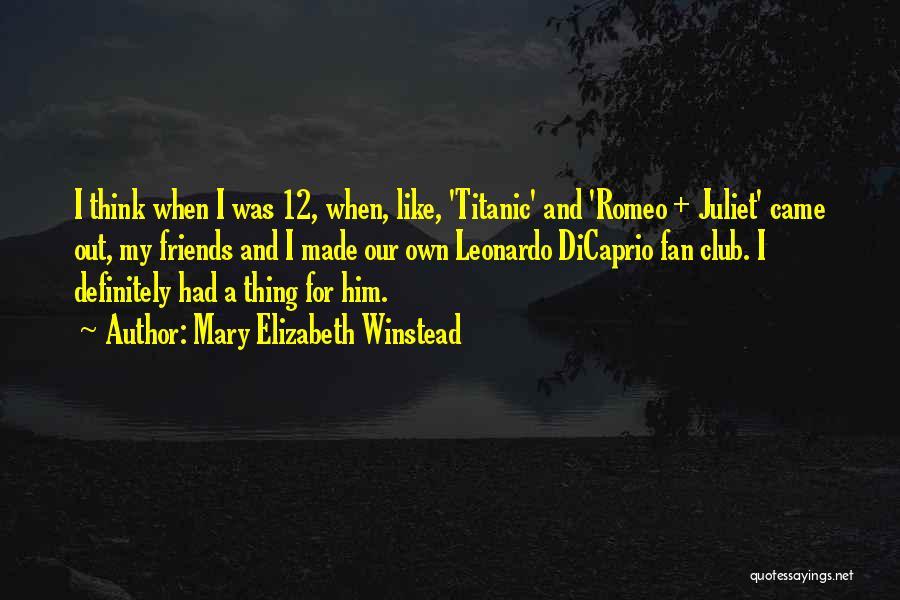Mary Elizabeth Winstead Quotes 1207044