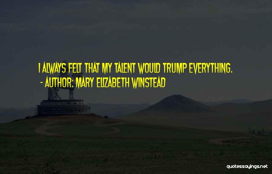 Mary Elizabeth Winstead Quotes 1411280