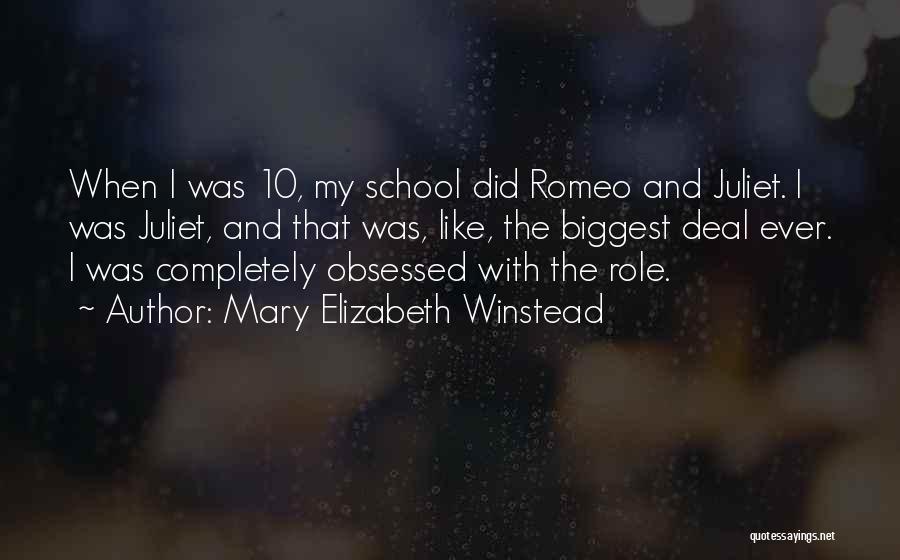 Mary Elizabeth Winstead Quotes 1502361