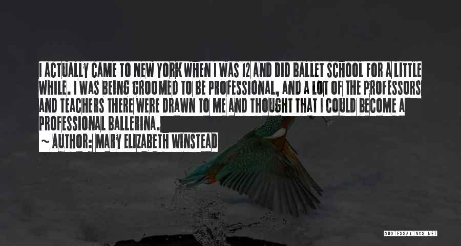 Mary Elizabeth Winstead Quotes 1535663