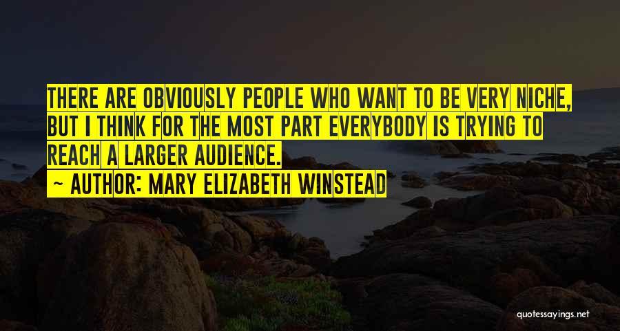 Mary Elizabeth Winstead Quotes 1615608