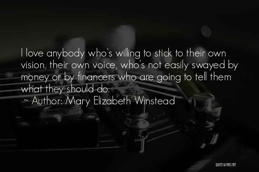 Mary Elizabeth Winstead Quotes 1622833