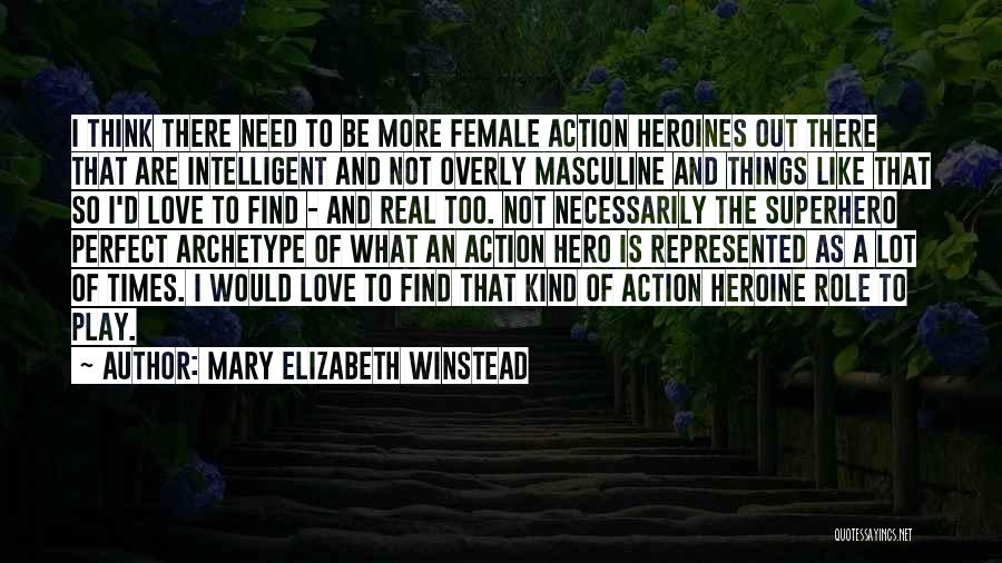 Mary Elizabeth Winstead Quotes 1740293