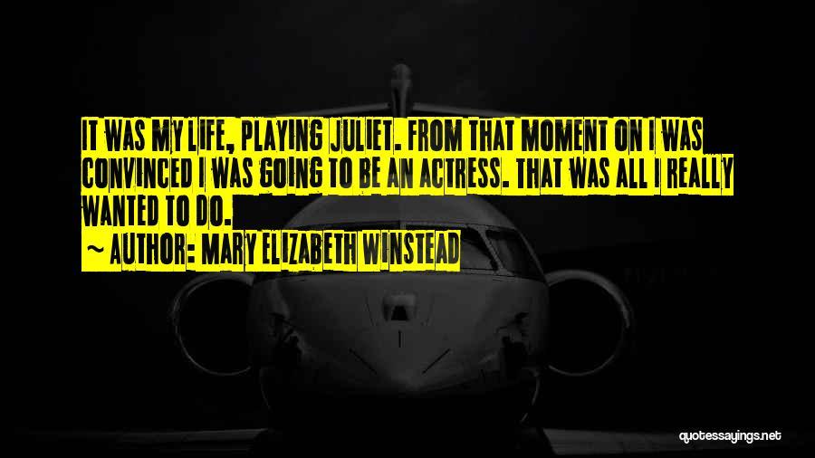 Mary Elizabeth Winstead Quotes 1835828
