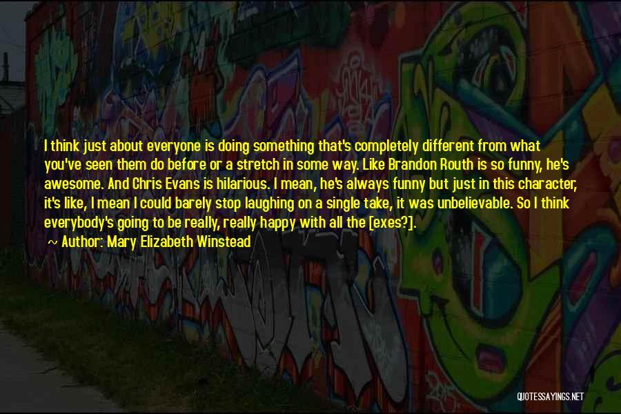 Mary Elizabeth Winstead Quotes 1941794