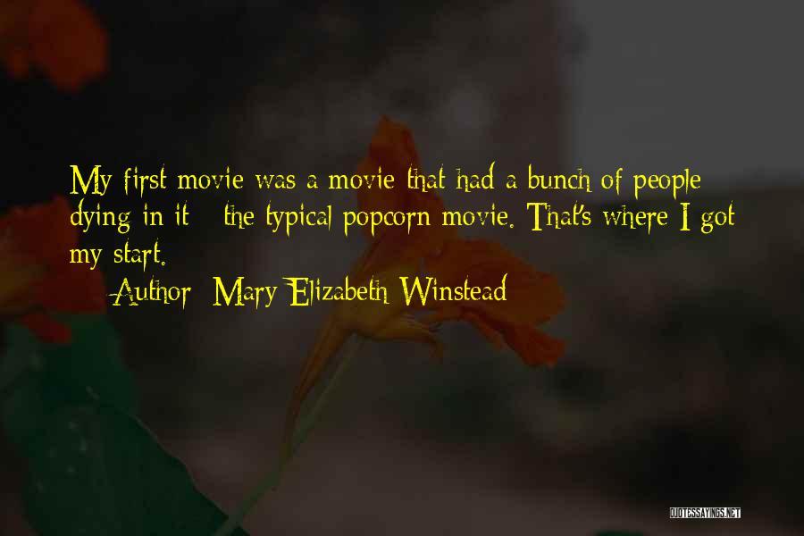 Mary Elizabeth Winstead Quotes 2091820