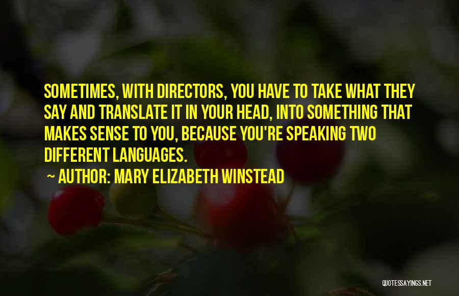Mary Elizabeth Winstead Quotes 2188664