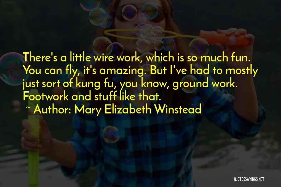 Mary Elizabeth Winstead Quotes 2198710