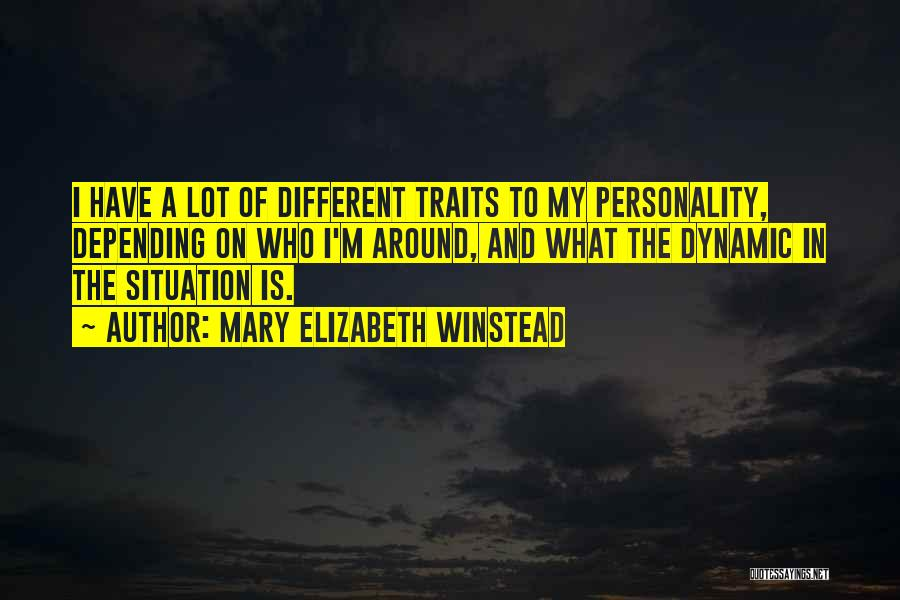 Mary Elizabeth Winstead Quotes 382132