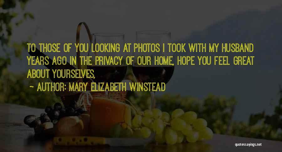 Mary Elizabeth Winstead Quotes 486146