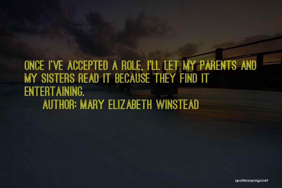 Mary Elizabeth Winstead Quotes 537468